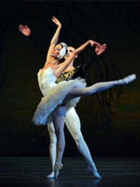 乌克兰哈尔科夫国家剧院芭蕾舞团携手马林斯基首席《天鹅湖》