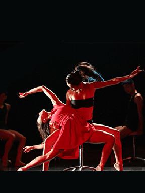 北京当代芭蕾舞团《夜莺与玫瑰》