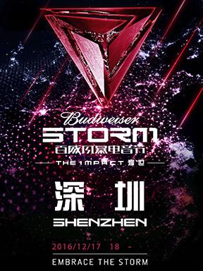 2016 百威风暴电音节-深圳站/Budweiser STORM Festival 2016 Shenzhen