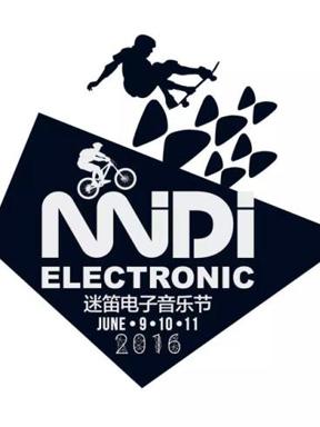 2016迷笛电子音乐节