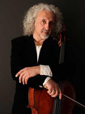 大提琴宗师—米沙·麦斯基音乐会