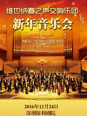 《维也纳春之声交响乐团新年音乐会》