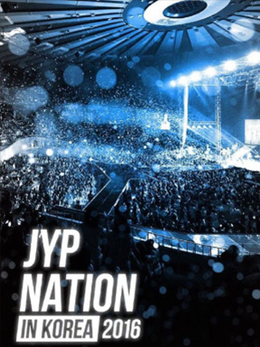 2016 JYP NATION CONCERT