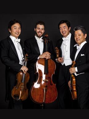 国际杰出组合——上海四重奏音乐会