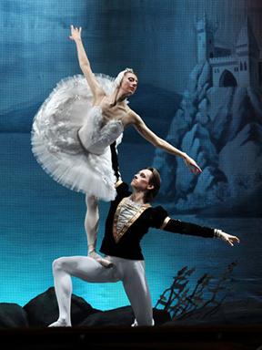 俄罗斯圣彼得堡芭蕾舞剧院经典芭蕾舞剧《天鹅湖》