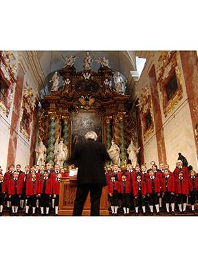 奥地利维也纳童声音乐会