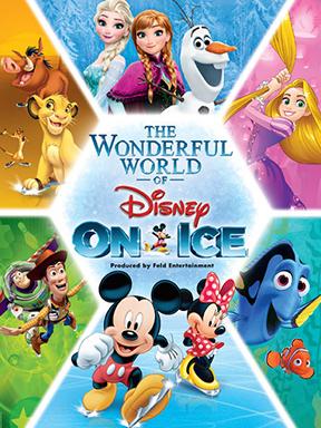 冰上迪士尼-缤纷奇幻世界