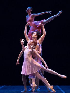 古典与当代 美国奥斯汀芭蕾舞团GALA