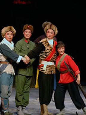 唱响新舞台·上海京剧万里行《智取威虎山》