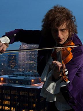 世界著名小提琴大师 亚历山大·马科夫 -----首次来华巡演深圳音乐会