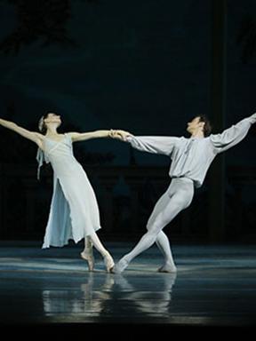 马林斯基剧院芭蕾舞团《罗密欧与朱丽叶》