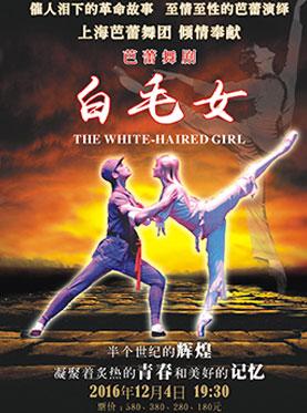 上海芭蕾舞团芭蕾舞剧《白毛女》