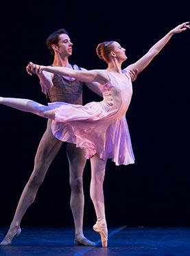 美国奥斯汀芭蕾舞团《奥斯汀经典芭蕾舞集锦》