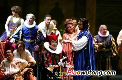 意大利帕尔玛皇家歌剧院、国家大剧院联合制作意大利威尔第歌剧《弄臣》