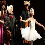 泰迪熊和动物们童话音乐会(主持人:强子哥哥)【热售】
