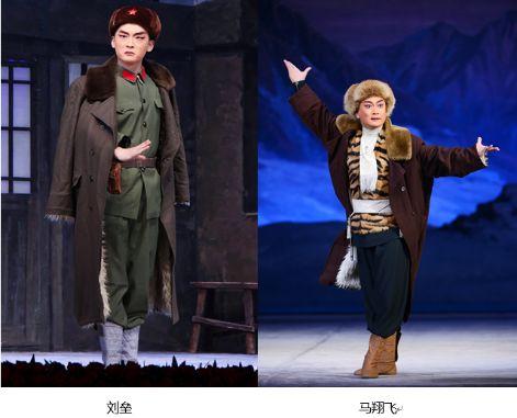 我和京剧名角于魁智、李胜素在第二届福田京剧艺术节,约吗?