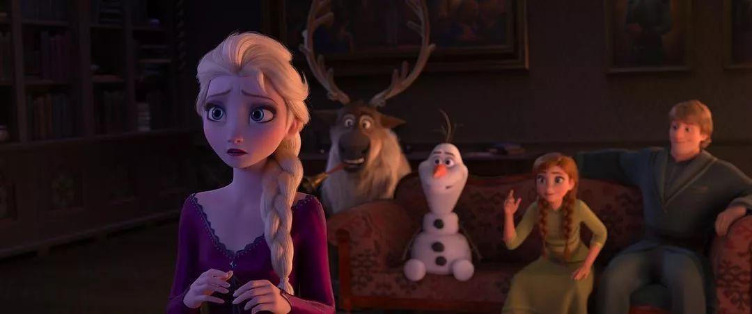 《冰雪奇緣2》想要告訴6年后的你這些事